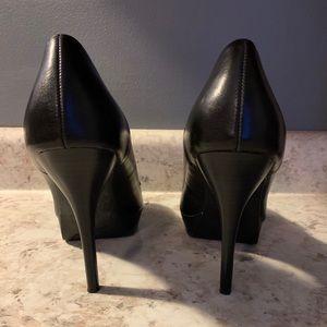 Nine & Co. JJWintola Black Heels Size 7 1/2